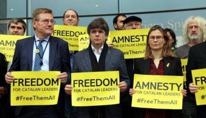 El Parlament Europeu torna a impedir l'entrada a l'expresident Puigdemont