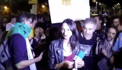 Reporters sense Fronteres condemna noves agressions a periodistes a Catalunya