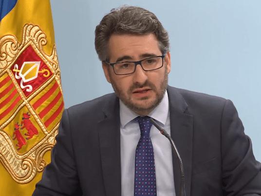 El govern no avala la recusació feta al fiscal general Alberca i el ratifica en el càrrec