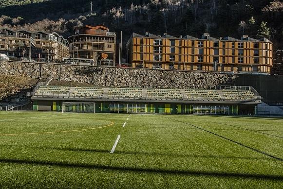 El PS vol que el F.C Andorra segueixi jugant a Encamp