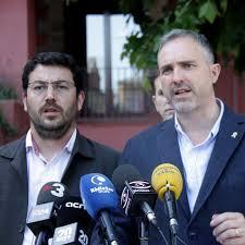 """Fàbrega atribueix """"l'error"""" del cas de les tombes als funcionaris i no al seu equip polític"""