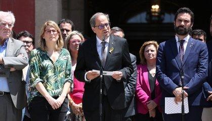 Els catalans confien una mica més en la policia espanyola que en la Generalitat i el Parlament