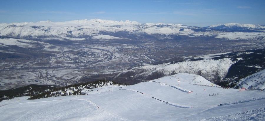 La Seu i la Cerdanya amb les temperatures mínimes més baixes de Catalunya
