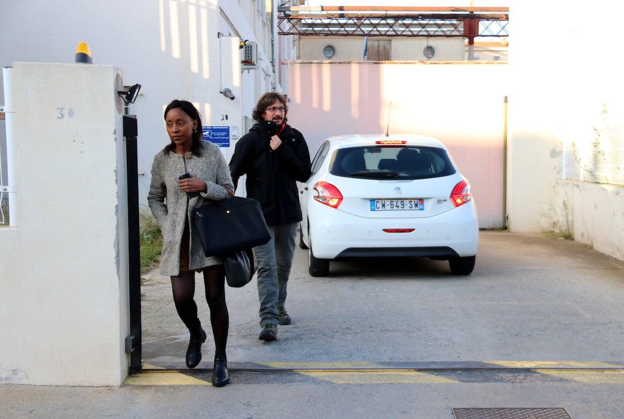 Un jove de la Molina, arrestat pel tall de l'AP-7, declara davant la policia francesa