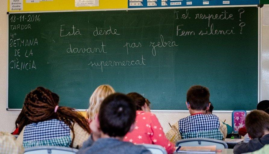Les famílies estan finançant l'escola pública catalana