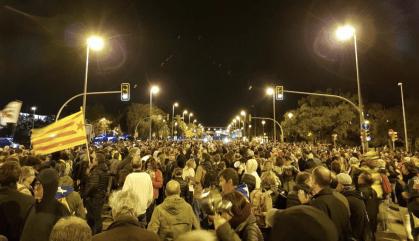 La presència del Rei i les eleccions del 10-N blinden policialment Catalunya