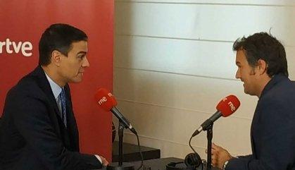 Sánchez defensa que la Fiscalia depèn del govern central per portar Puigdemont davant el jutge