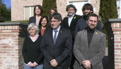 El Suprem reactiva les euroordres contra Comín, Ponsatí i Puig