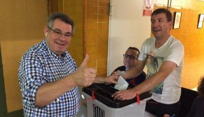 El president de CATmón va fer llistes de mossos afins o contraris a la independència