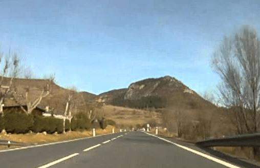 Detenen un home per conduir begut i sense carnet a l'N-260 a Bellver de Cerdanya