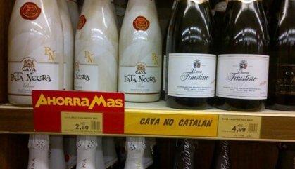 El boicot contra productes catalans castiga un Nadal més el cava