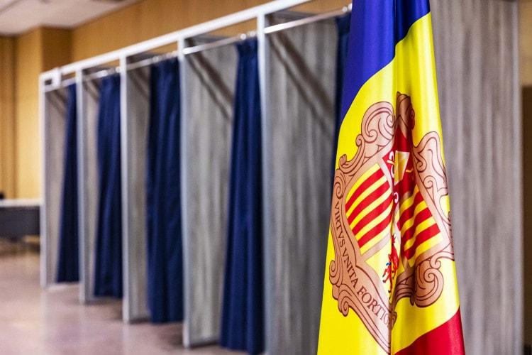 Arrenca la campanya de les eleccions comunals del 15 D a Andorra