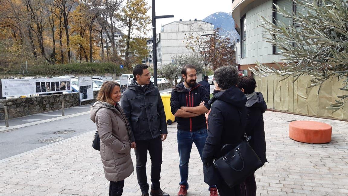Rosa Gili vol que l'habitatge sigui una prioritat també a Escaldes-Engordany