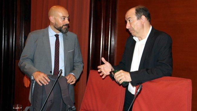 JxCat i ERC estan enfrontats en una guerra sense quarter pel control de TV3