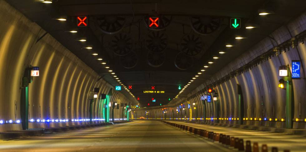 Foment adjudica les obres de millora de la seguretat al túnel de Vielha a la N-230