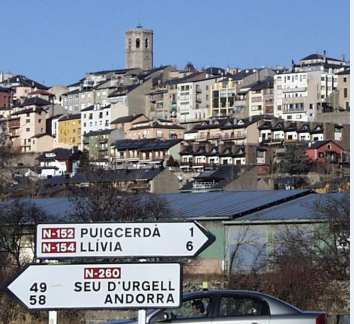 L'Alt Pirineu concentra dos dels trams de carretera més perillosos de tot Catalunya