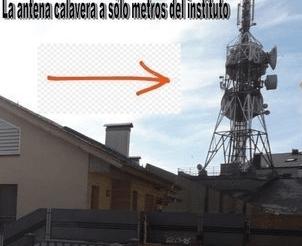 Iniciativa ciutadana contra una antena 5G a prop de dues escoles de Puigcerdà
