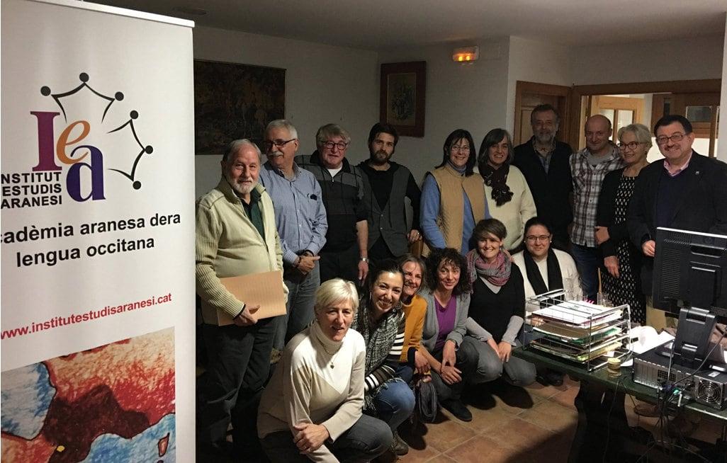 L'Institut d'Estudis Aranesi presenta el Diccionari de l'aranès