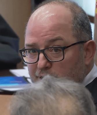 Nova aturada del judici BPA amb picabaralla de les defenses amb el fiscal Alberca