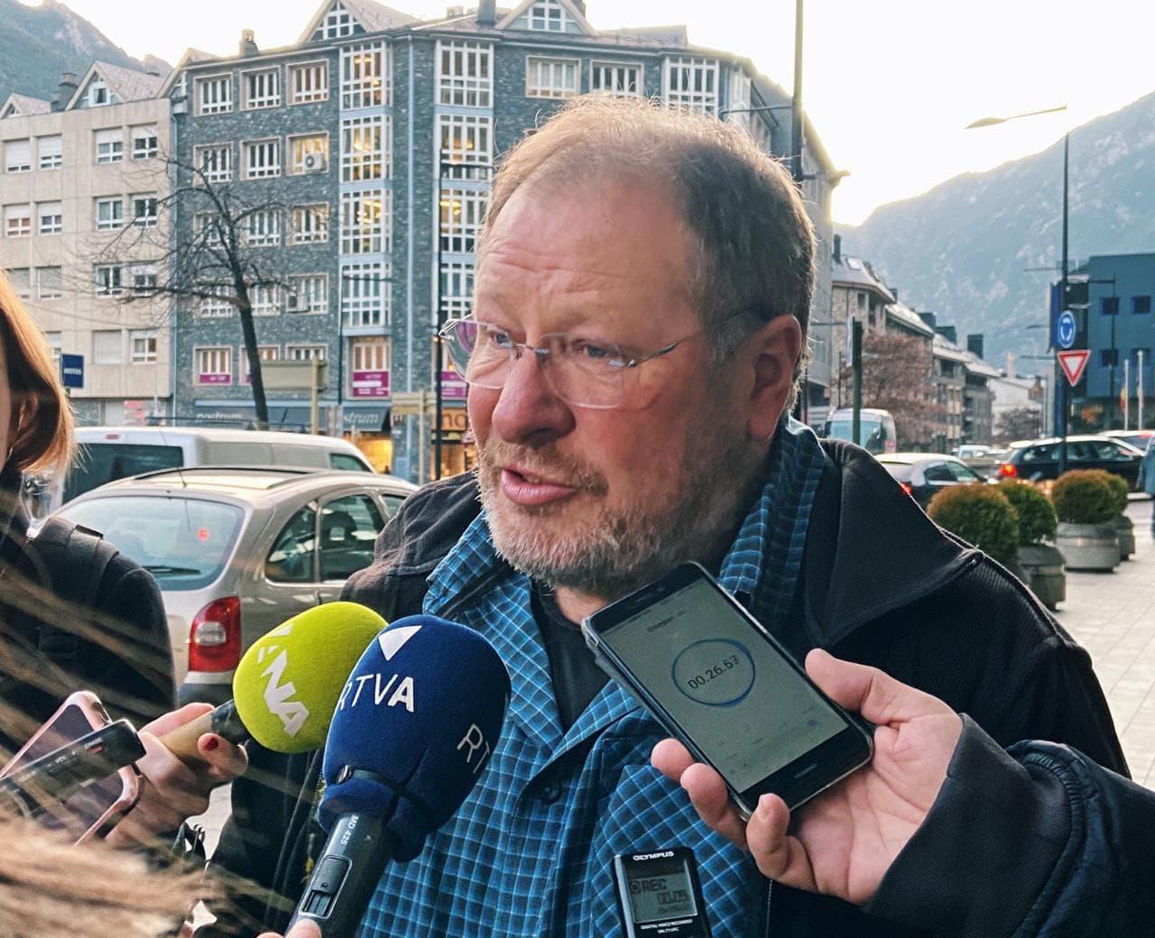 El PS no subscriurà cap pacte d'Estat de salut amb DA, L'A i CC