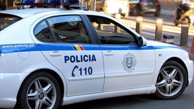 Una dona és detinguda a Andorra pel furt de 7 quilos d'or valorats en 300.000 euros
