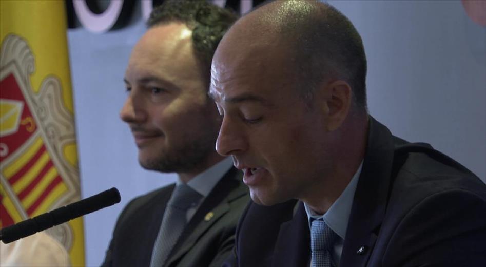 El cònsol menor d'Andorra la Vella 'col·loca' al seu cunyat com a cap dels urbans