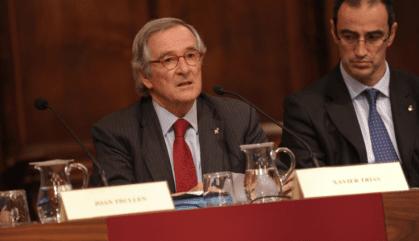 Quatre informes sobre el 3% esquitxen el mandat de Trias a Barcelona