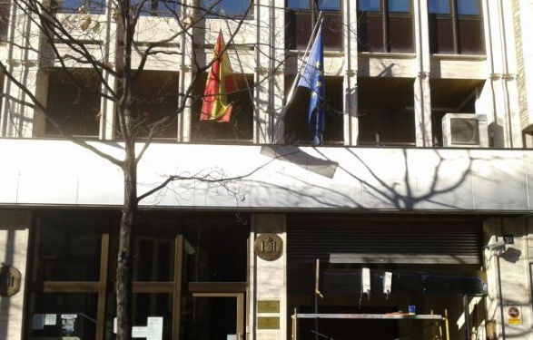 'Estirada d'orelles' de les autoritats espanyoles a Jordi Fàbrega