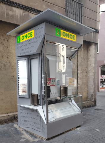 Incivisme contra les noves casetes de l'ONCE a la Seu d'Urgell