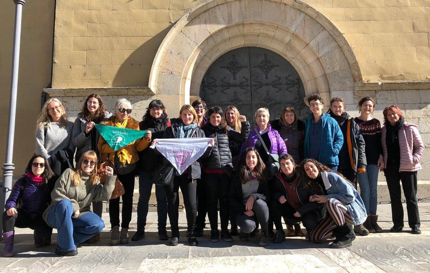 Entitats feministes de Lleida i el Pirineu reclamen despenalitzar l'avortament a Andorra