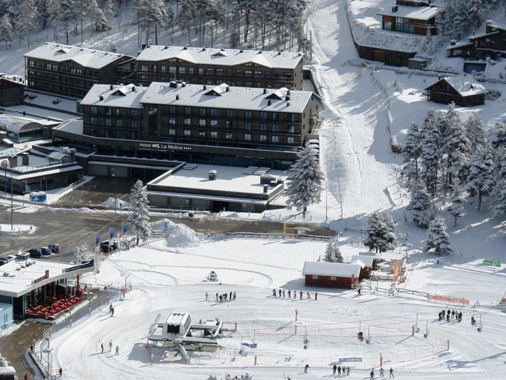 Mor un esquiador en un accident a l'estació de La Molina