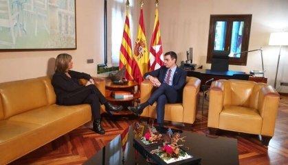 Marín no descarta un pacte entre PSC i JxCat al govern de la Generalitat