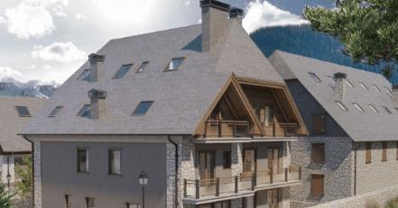 Es disparen els preus de venda de pisos nous a les zones de la Seu, Sort, el Pont i Vielha