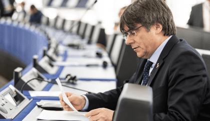 Puigdemont nega que s'inclini per ser candidat de JxCat