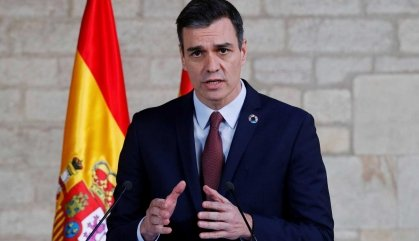 Sánchez proposa més autogovern a Torra per resoldre el conflicte de Catalunya