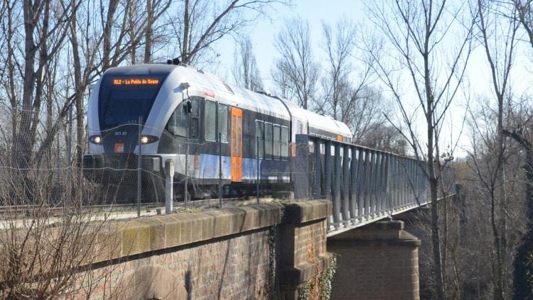 La línia de tren entre la Pobla i Balaguer tornarà a estar en servei el 20 d'abril