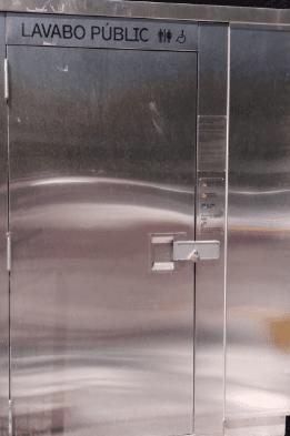 L'ajuntament haurà de desmuntar els lavabos de 38.000 € de la plaça Joan Sansa de la Seu