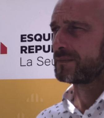 """Nova baixa a ERC de la Seu per discrepàncies amb el tarannà """"autoritari"""" de Viaplana"""
