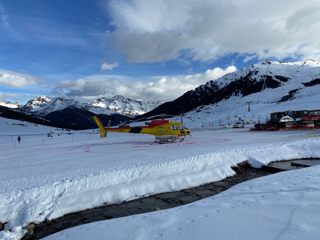 Mor l'esquiador que va provocar una allau quan esquiava fora pistes a Naut Aran