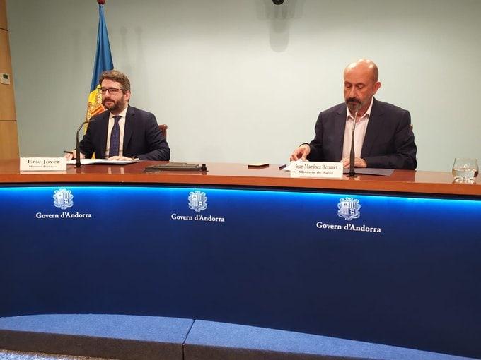 Augmenten fins a 16 els casos positius de coronavirus a Andorra