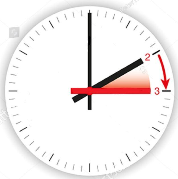 Canvi d'hora la matinada del dissabte 28 al diumenge 29