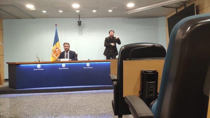 Prop d'un miler de temporers s'adrecen al  Govern d'Andorra per retornar als seus països