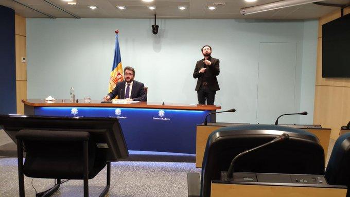 En el primer dia: 43 empreses i autònoms sol·liciten acollir-se als crèdits tous a Andorra