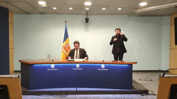 El Govern no descarta agafar diners dels fons d'Andorra Telecom per fer front a la crisi