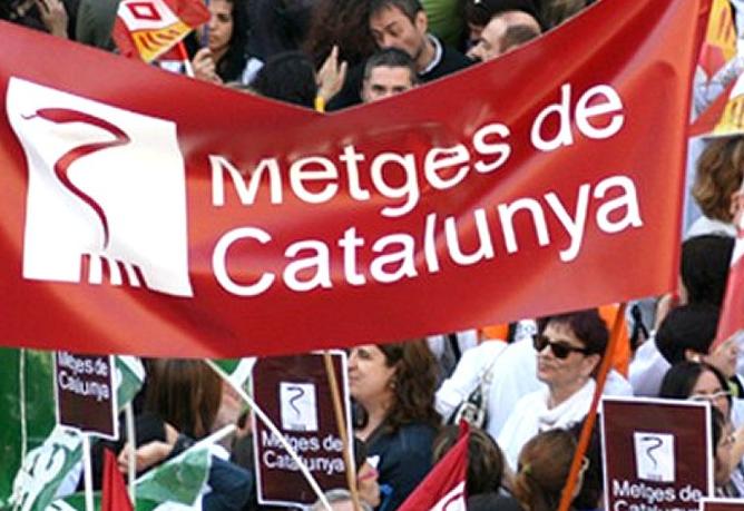 Metges de Catalunya denuncia incompetència dels governs de Junts en la crisi del Covid-19