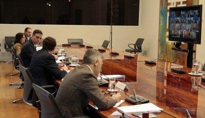 Pedro Sánchez demanarà al Congrés prorrogar l'estat d'alarma 15 dies més