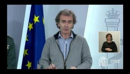 Espanya suma 6.500 nous positius i frega els 40.000 casos de coronavirus