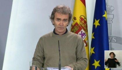 Espanya suma 11.178 positius i 491 morts amb coronavirus