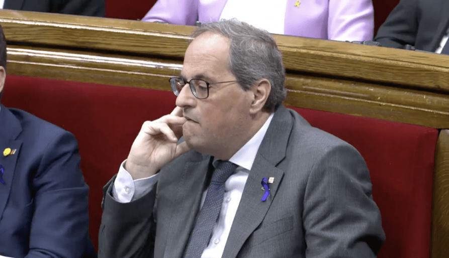 """Torra defensa que Ponsatí qualifiqui d'""""enganyifa"""" la taula de diàleg"""
