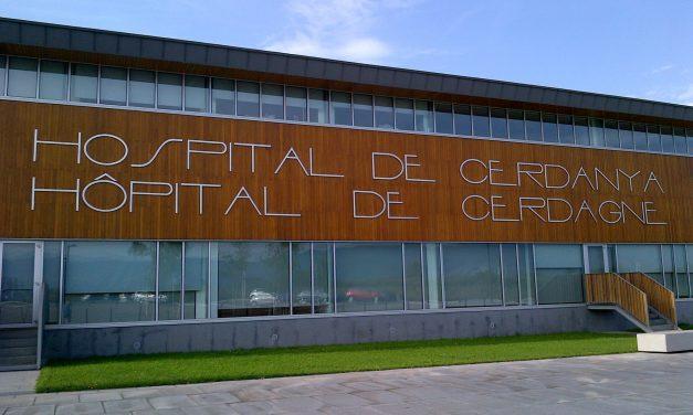 Augmenta en un 20% la demanda d'atenció de persones no residents a l'hospital de Puigcerdà